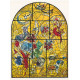 Gad (Gád) III - The Jerusalem Windows