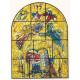 Gad (Gád) IV - The Jerusalem Windows