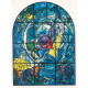 Naphtali (Neftalí) V - The Jerusalem Windows