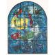 Reuben (Rúben) III - The Jerusalem Windows