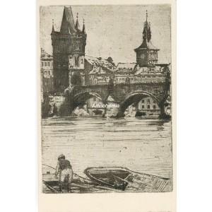 Staroměstská mostecká věž (Krásná Praha I)