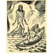 Kristus kráčí po vlnách