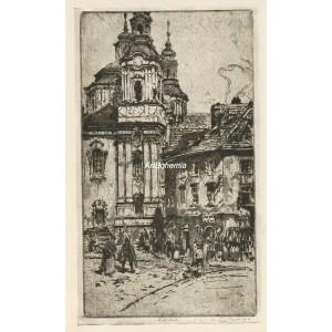 Chrám sv.Mikuláše na Starém Městě (Krásná Praha II)