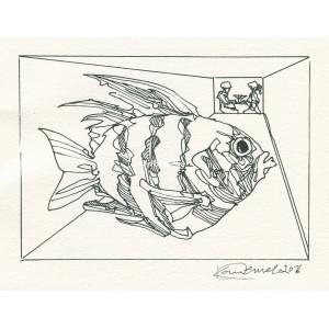 Ryba z akvária