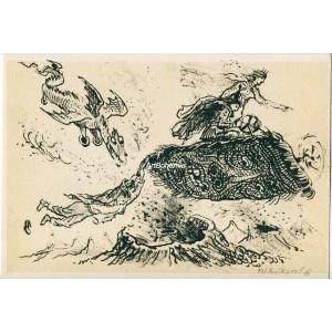 Drak a létající koberec