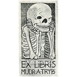 Smějící se skelet
