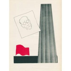 Dnešní André Gide (1934) (Visages)