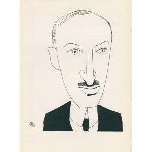 André Maurois (1927) (Visages)