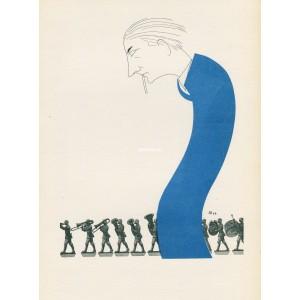 André Malraux, krásnoarmějec (1934) (Visages)