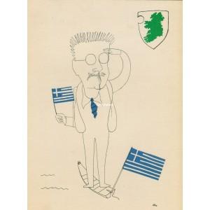 James Joyce, irský Odysseus (1923) (Visages)