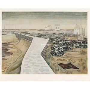 Ile de Sein - Bretaňská krajina (1935)