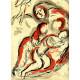 Assuérus chasse Vasthi (Asverus zapuzuje Vasti), opus 251 & verso: opus 274