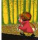 Děvčátko s hruškou