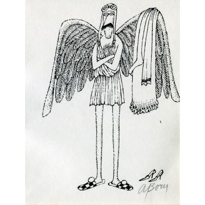 Anděl - Cherchez la femme