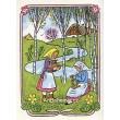 Pletení věnců (Velikonoce)