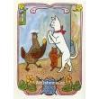 Kočičky se slepičkou (Velikonoce)