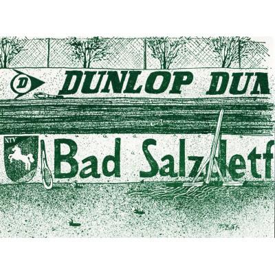 Dunlop - PF 1989 Tomáš Bím - zelená varianta