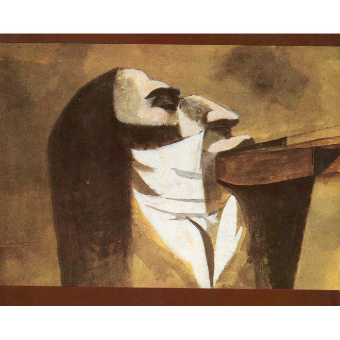 Hlava Paganiniho (1943)