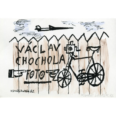 Ohrada - Foto Václav Chochola