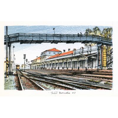 Železniční stanice Meziměstí