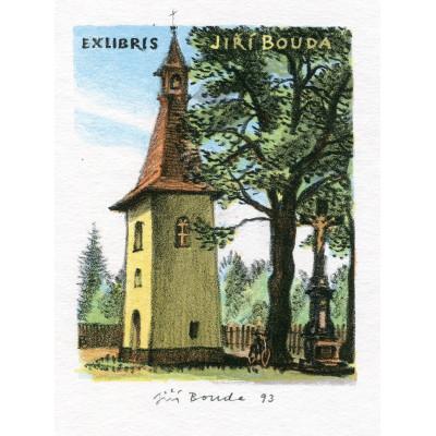 Zvonice v Nivě-Hartmanicích
