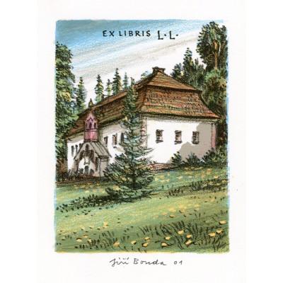 Starý zámek Skály