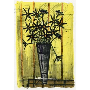 Bouquet de fleurs, 1958