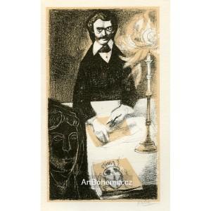 Edgar Allan Poe (Zlatý skarabeus)