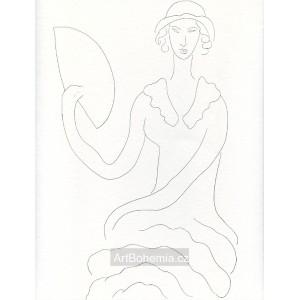 Éventail de Madame Mallarmé (1932)