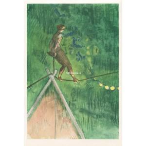 Danseuse de corde (Le Cirque)