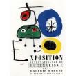 Exposition Internationale du Surréalisme - Galerie Maeght, 1947 (Les Affiches or