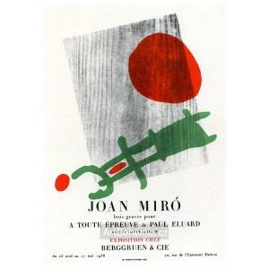 A toute épreuve - Berggruen & Cie, 1958 (Les Affiches originales)