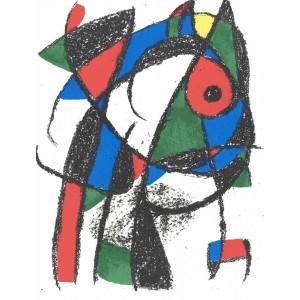 Lithographie originale (I), opus 1037