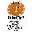 Exposition poteries, fleurs, parfums I - Vallauris, 1948 (Les Affiches originale