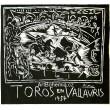 Toros en Vallauris, 1954 (Les Affiches originales)