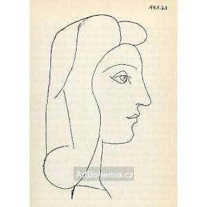 Profil de femme (Profile of woman) (26.3.1947)
