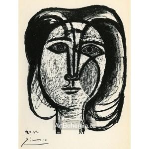 Tête de femme (Woman´s head) (2.11.1945)