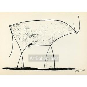 Le Taureau (The Bull) (17.1.1946)
