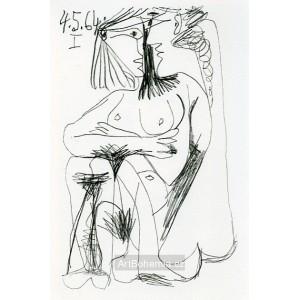 The Nude Couple (Le Goût du bonheur)