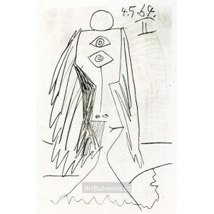 The Cubist Figure (Le Goût du bonheur)