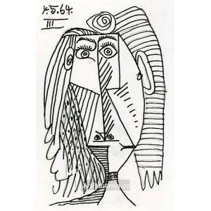 The Cubist Head (Le Goût du bonheur)