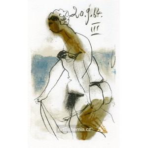 The Erotic Couple (Le Goût du bonheur)