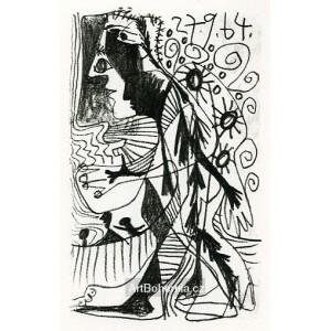The Cubist Man Walking (Le Goût du bonheur)