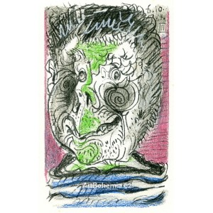 The Old Man´s Head (Le Goût du bonheur)