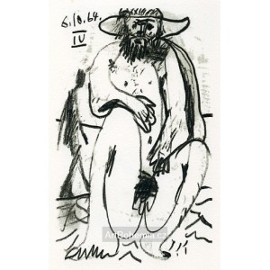 The Man with Penis (Le Goût du bonheur)
