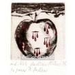 Poraněné jablko