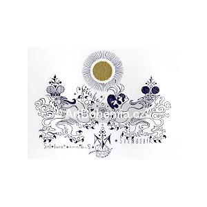 Dva lvi s korunami - Sol lucet omnibus