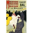 Moulin Rouge, La Goulue (1891), opus 1