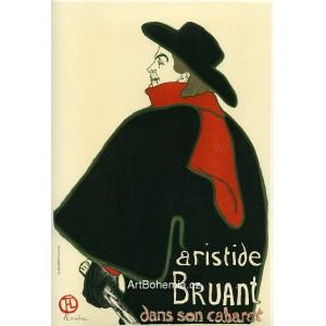 Aristide Bruant-dans son cabaret (1893), opus 12