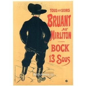 Bruant au Mirliton (1893), opus 57